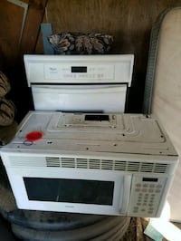 Convection oven and mircowave