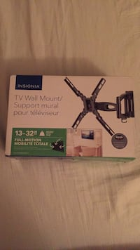 TV wall mount Mississauga, L5B 3Y4