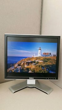Dell commercial computer monitor