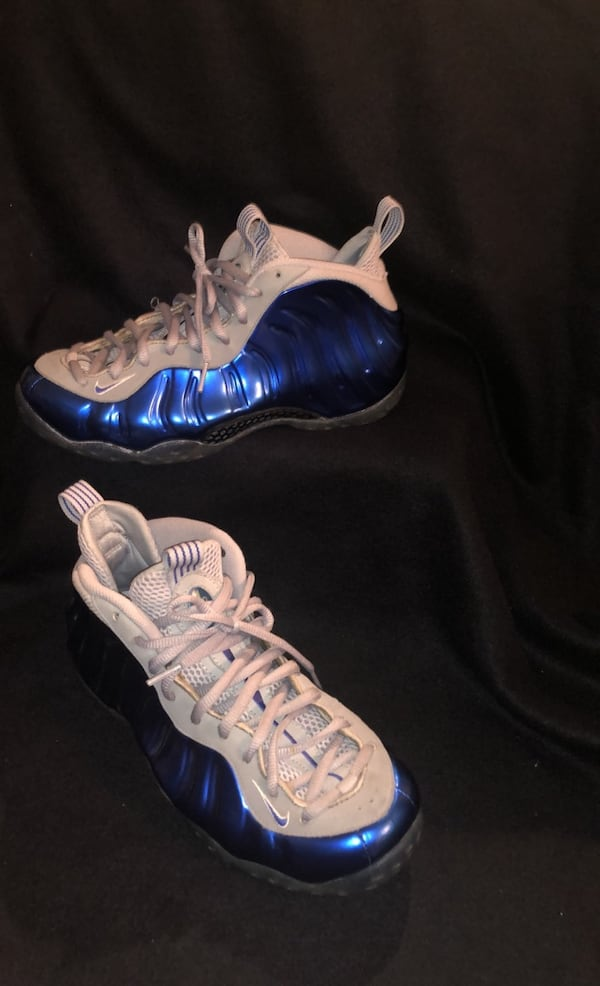 Air Foamposite 1 Sport Royal Size 8.5 0