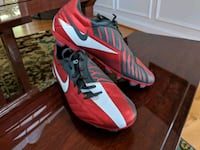 Soccer cleats Nike (Ronaldinho collection)