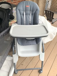 High chair OXO $30 OBO Riverdale Park, 20737