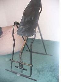 Inversion Machine With The Boots Clarksburg