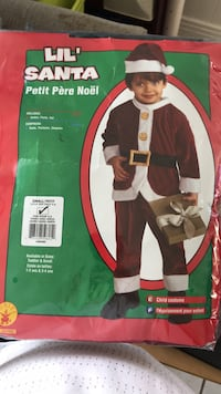 Toddler Santa costume New Orleans, 70124