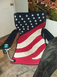 All American take anywhere kick back be lazy chair