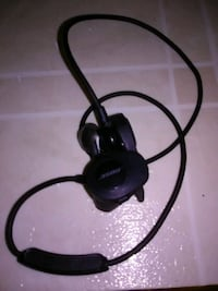 BOSE wireless headset