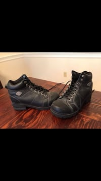 Women's Harley boots size 8 Clear Brook, 22624