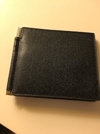 Tom ford bi-fold wallet with money clip