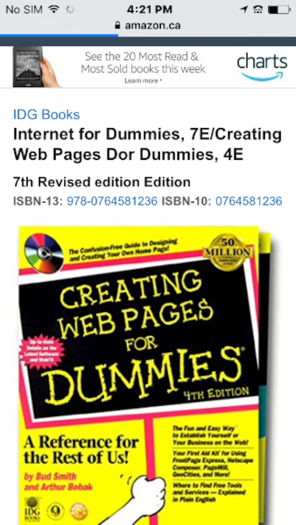 Creating web pages for Dummies 20845eb9-8aa2-4914-acf1-20c5887f021b