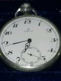 Omega open face pocket watch. Great condition 48mm. Lothian, 20711