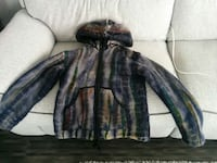 Kailas hand knitted wool coat