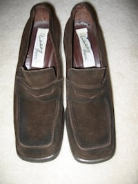 Brown Suede Loafers Toronto