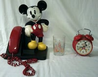 Mickey Mouse and Minnie Mouse plush toys Franklinton