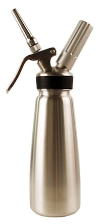 Mosa Professional 0.5-Liter Cream Whipper, Stainless BRAND NEW NEVER USED PAID $134.99 PLUS GST FROM AMAZON SELLING FOR $100 Calgary