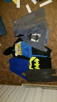 toddler's assorted clothes Dearborn, 48124