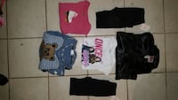 Lot of Girls size 7/8 Oil City, 16301