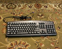 Dell Wired Keyboard Silver Spring
