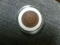 1903 INDIAN HEAD PENNY 1820 mi