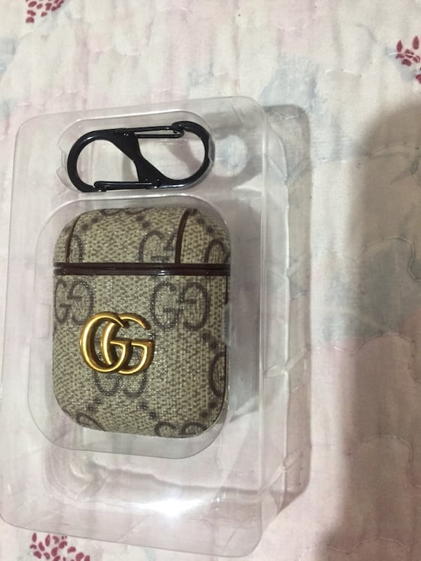 Used Gucci Apple Airpods Case For Sale In New York Letgo