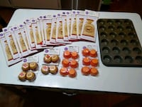 Fresh baked baggies, muffin liners, muffin pan Boonville, 47601