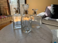 Crystal Liquor Decanters Annandale, 22003