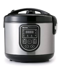 Aroma Professional Rice Cooker Multicooker Food Steamer 20 cups