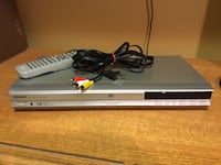 gray DVD player with remote Calgary, T3A 5K3