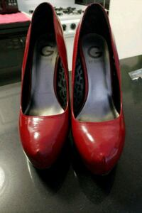 Guess Red Heels 8.5 W Alexandria, 22302
