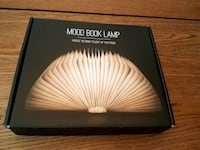 Mood book lamp NY Stockholm, 112 66