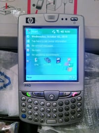 Hp Ipaq 6500 pocket PC/telefon 19 Mayıs, 34736