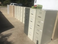 4-drawer file cabinets****This LOT  SPECIAL ONLY**** $65.00 ea Lake Wylie
