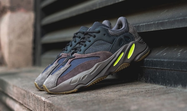 """04a0d0cba Used ADIDAS YEEZY BOOST 700 """"MAUVE"""" size 9.5 DS for sale in Powder ..."""