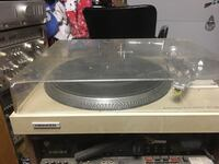 white and gray Pioneer turntable Pickering, L1V