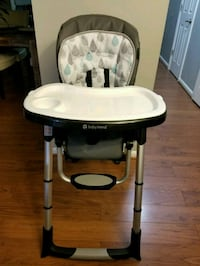 BabyTrend High Chair Waldorf, 20603