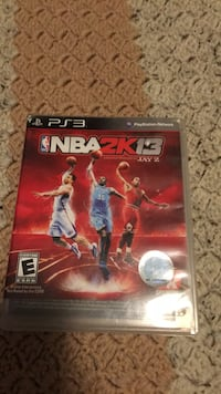 NBA 2K16 PS4 game case