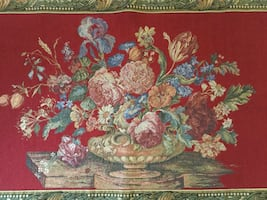 Beautiful Vintage Wall Tapestry