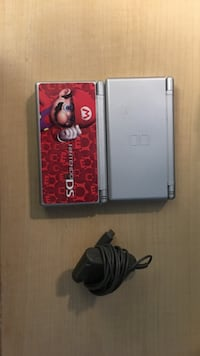 2 Nintendo ds with charger