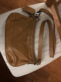 COACH LEATHER SHOULDER BAG North Dumfries, N0B