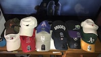 Dad hats 10 each New condition $$ Stamford, 06902
