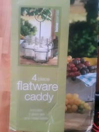 New flatware caddy 69 km