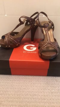 New Leather Guess shoes