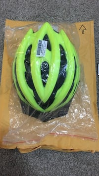 green and black bicycle helmet pack Falls Church, 22044