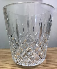 Waterford Crystal Lismore Ice Bucket Glen Arm