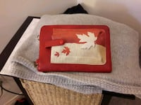 New Small Canadian red bag
