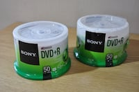 Sony DVD+R 4.7GB 16x Spindle 50-Pack Partille, 433 30