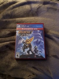 Ratchet and clank ps4 excellent condition  Cambridge, N1R 6X8