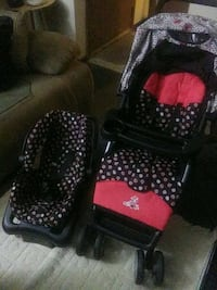 Car seat and stroller combo Des Moines, 50315