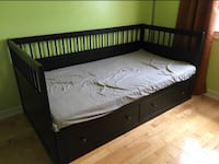 IKEA day bed with extended frame. Pick up  Toronto, M3J