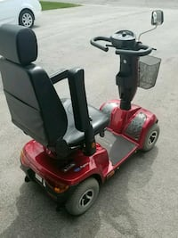 red and black Toro zero turn mower Cambridge, N1R 8M8