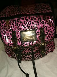 Large sequence Juicy Couture backpack Louisville, 40203